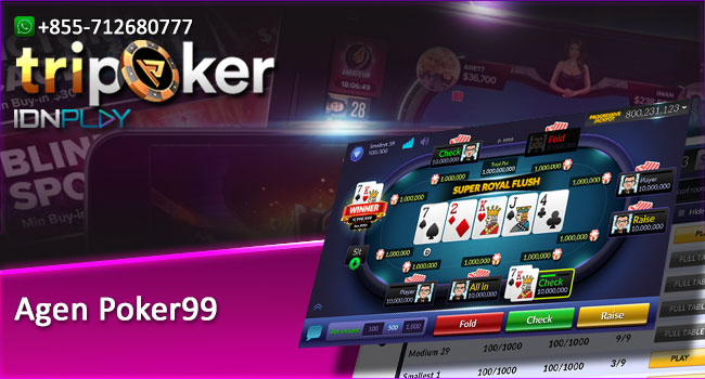 Agen Poker99