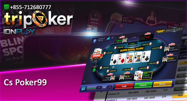 Cs Poker99