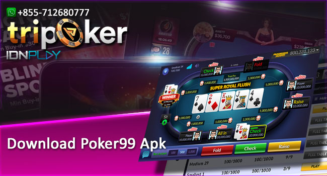 Download Poker99 Apk