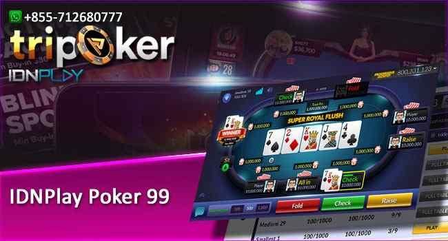 IDNPlay Poker 99
