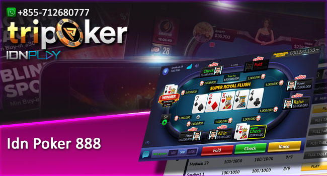 Idn Poker 888
