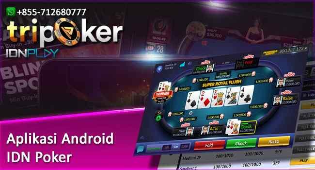Aplikasi Android IDN Poker