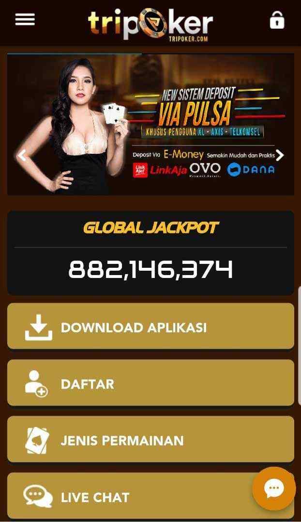 Download Aplikasi Mobile IDN Poker