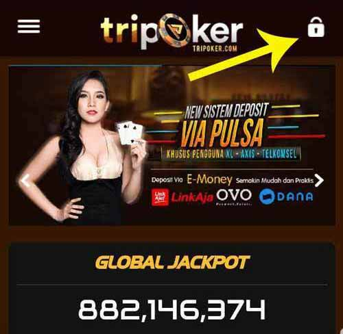 Login IDN Poker Mobile