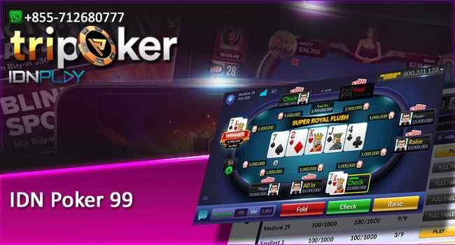 IDN Poker 99