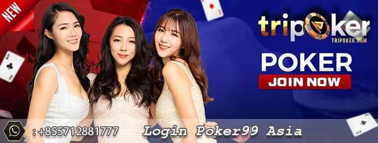 login poker99 asia