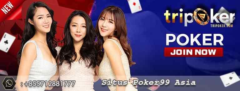 situs poker99 asia